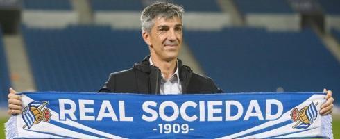 Imanol Alguacil confident Real Sociedad can clinch European spot