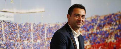 Xavi wants future 'project' at Barcelona