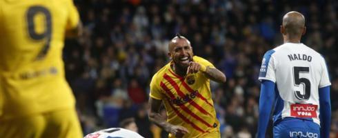 Barcelona star Arturo Vidal linked with Boca Juniors switch