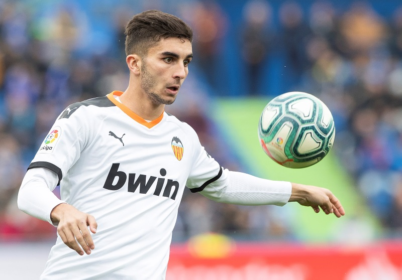 Liverpool want to land Valencia star Ferran Torres