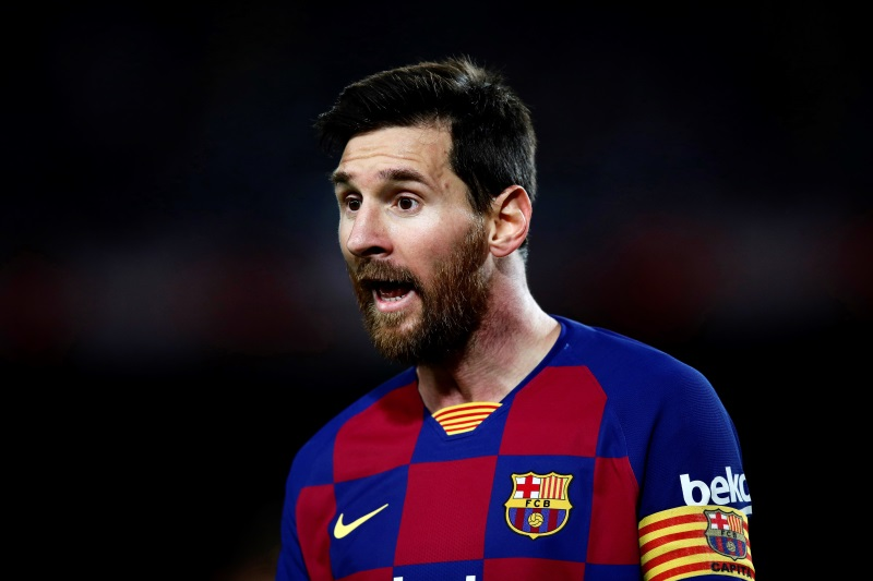 (VIDEO) Messi scores penalty against Real Sociedad after VAR check