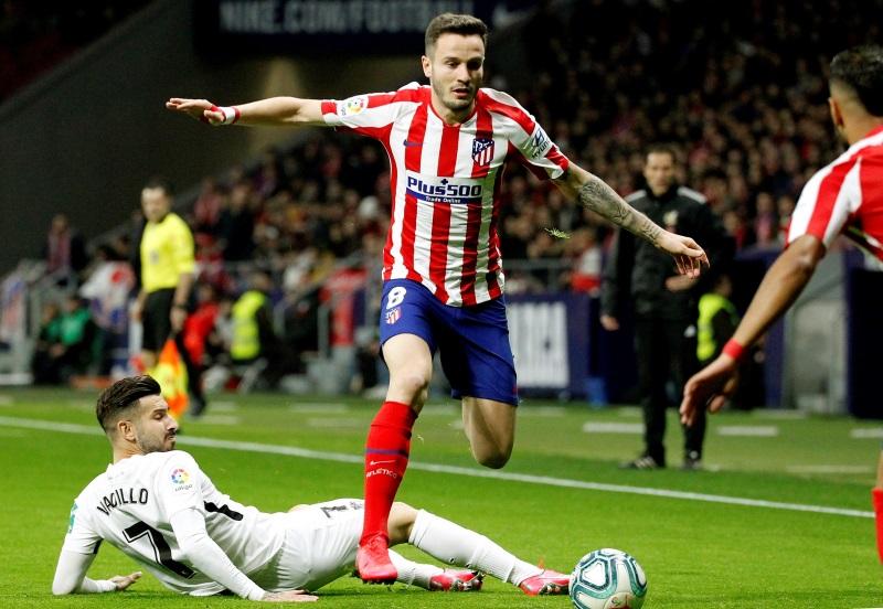 Saul Niguez: Atletico Madrid players unaware of ERTE application