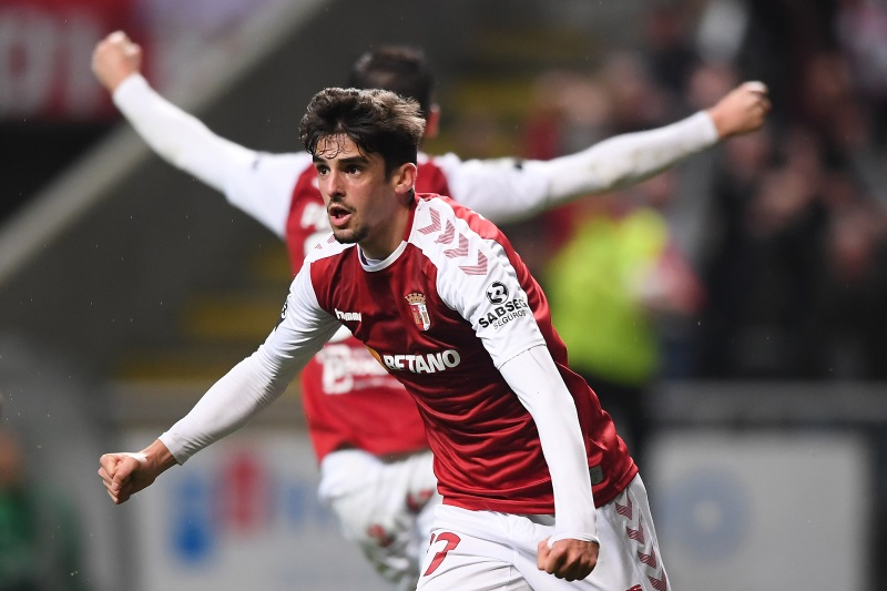 Barcelona signing Trincao named most creative player in Portugal