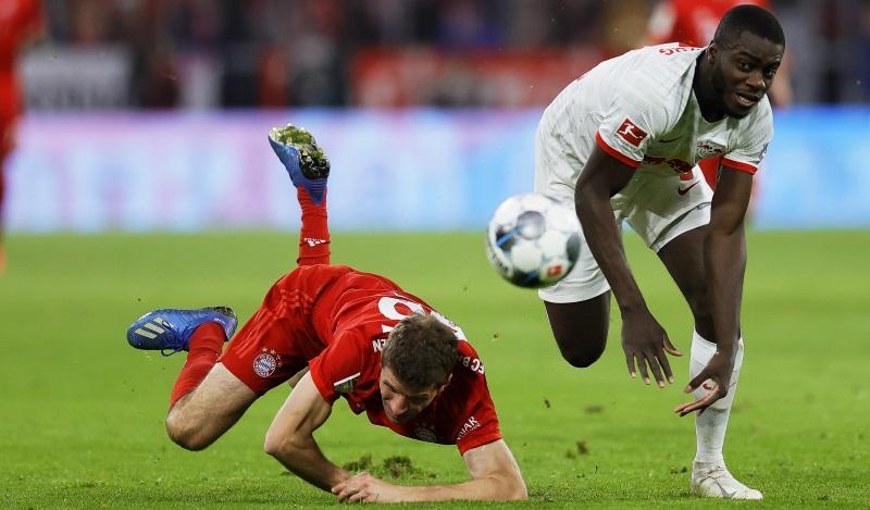 Rb Leipzig Defender Dayot Upamecano Many Clubs Want Me Football Espana