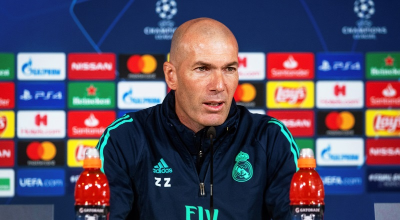 """Real Madrid boss Zinedine Zidane admits he is """"worried"""" by fixture schedule on players: """"It is too much"""""""