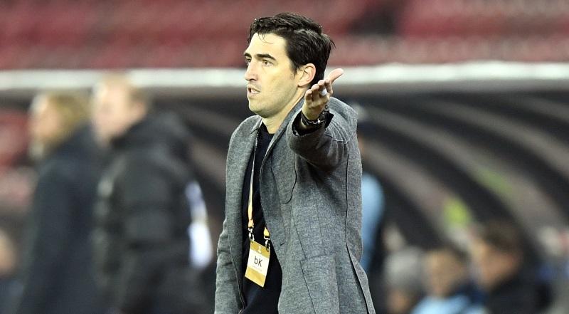 Mirandes boss Andoni Iraola says 'no pressure' on his side for Copa del Rey semi-final