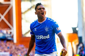 Atletico Madrid linked with Rangers star Alfredo Morelos