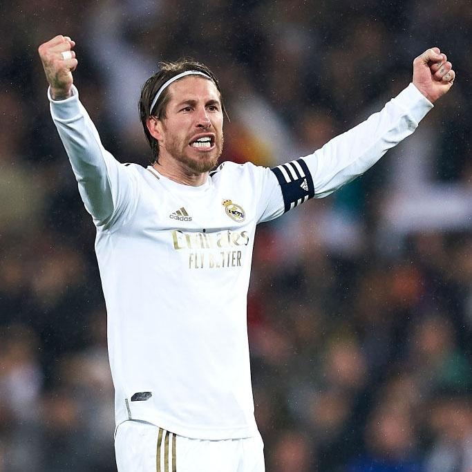 Sergio Ramos breaks Ronald Koeman's La Liga goal record