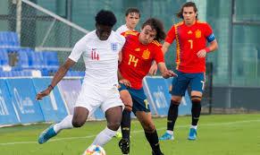 PSG want Atletico Madrid teen star Javier Serrano