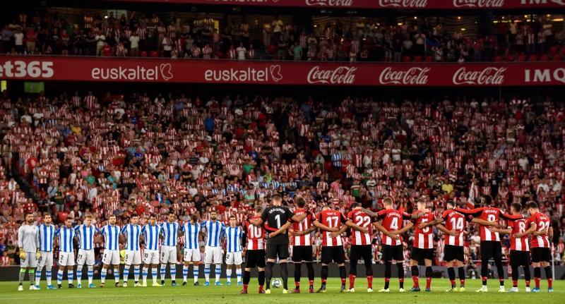 Copa del Rey: Athletic Bilbao v Real Sociedad final postponed