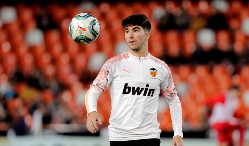 Valencia quote Arsenal €40m for Carlos Soler - Football Espana