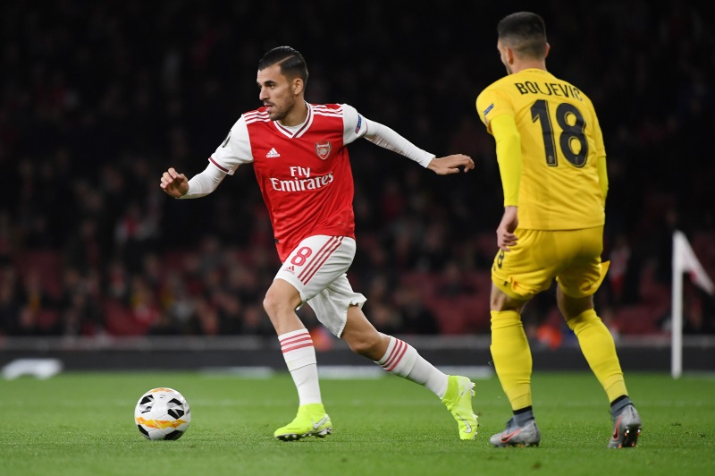 Arsenal want to extend Dani Ceballos loan deal from Real Madrid