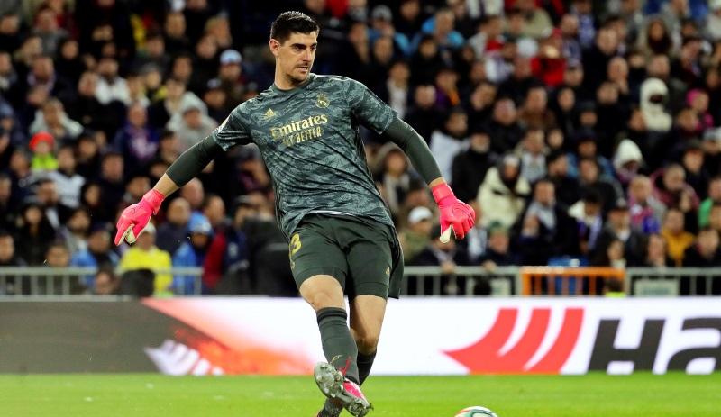 Real Madrid goalkeeper Thibaut Courtois injured on Belgium duty - Football Espana
