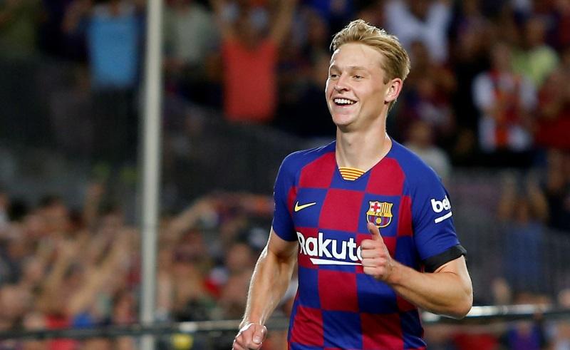 Nouri gave Frenkie de Jong approval to join Barcelona from Ajax
