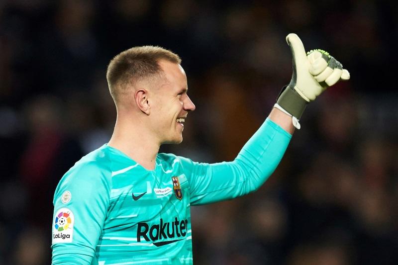 Barcelona goalkeeper Ter-Stegen to sign new long-term contract next week