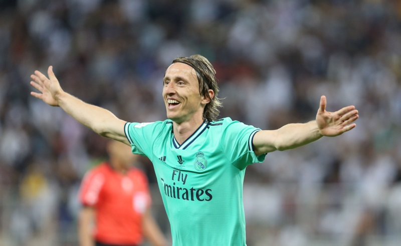 Luka Modric to remain at Real Madrid for 2020-21 campaign