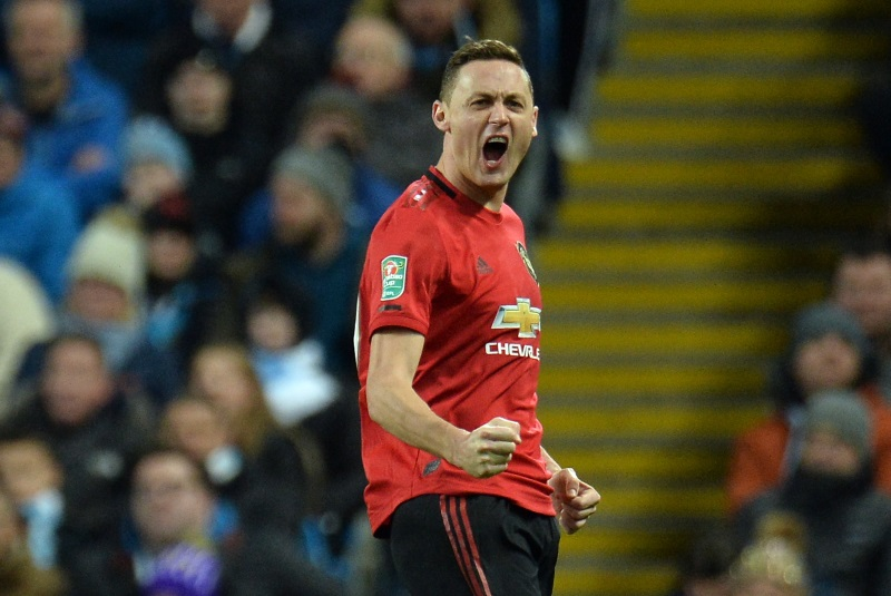 Manchester United trigger one-year Nemanja Matic contract extension