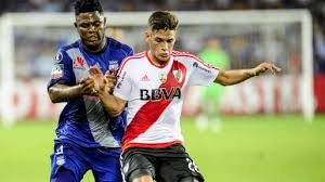Real Madrid and Valencia want River Plate's Lucas Martinez Quarta