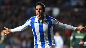Real Sociedad want €70m release clause for Mikel Merino
