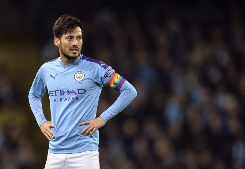 David Silva will be remembered as La Liga great alongside Man City ...
