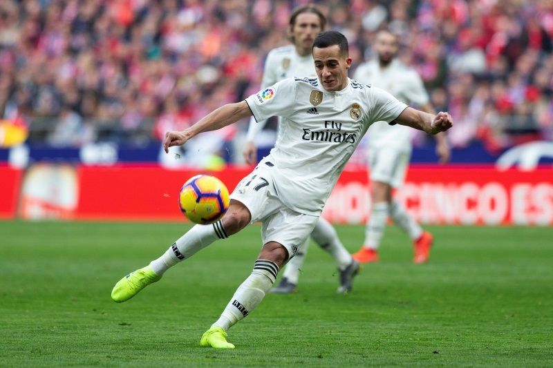 Real Madrid: Lucas Vazquez 'would love' MLS move