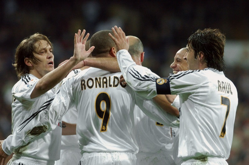 The Real Madrid match played over separate years after bomb scare