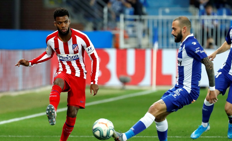 Atletico Madrid's Lemar rejects Porto move amid Wolves and Everton interest