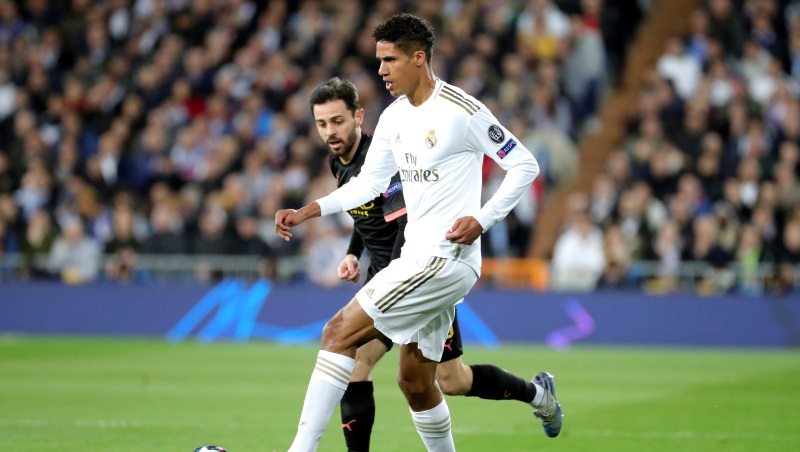 Raphael Varane and Eden Hazard ruled out of Athletic Bilbao trip