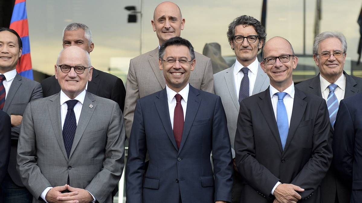 Barcelona have a month to raise €69m in order to meet their budget targets