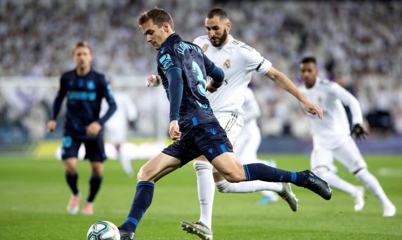 Monaco agreement for Real Sociedad defender Llorente