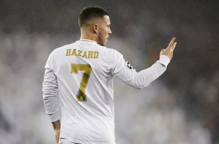 No Eden Hazard again for Real Madrid trip to Real Betis