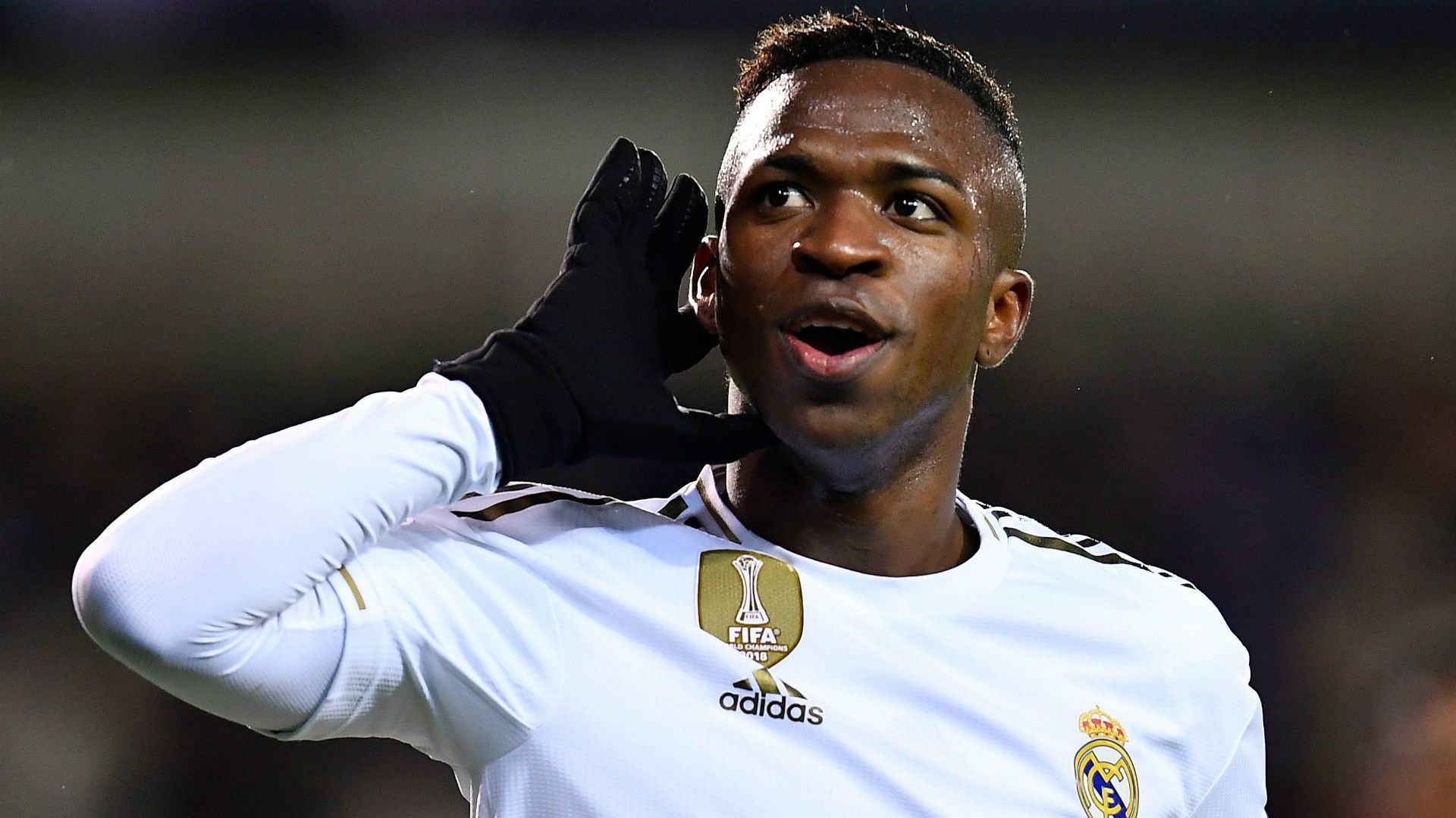 """Vinicius Junior: """"At Real Madrid there are no dreams, there are only goals"""""""