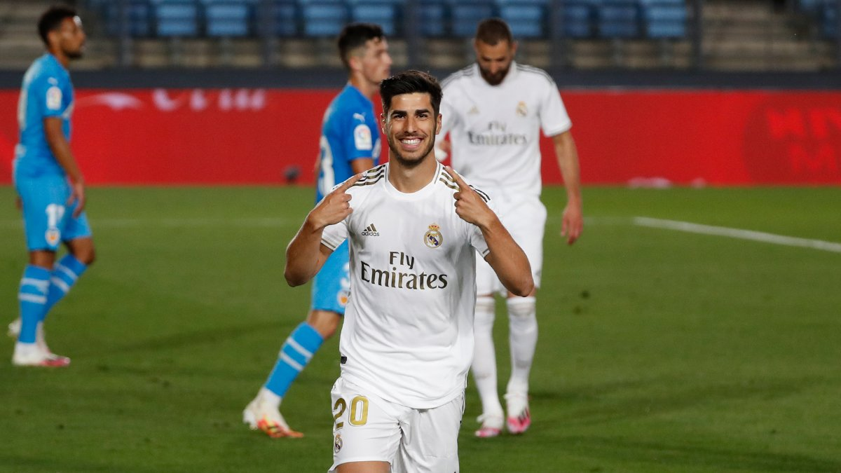 The Real Madrid forward transformed into a key player
