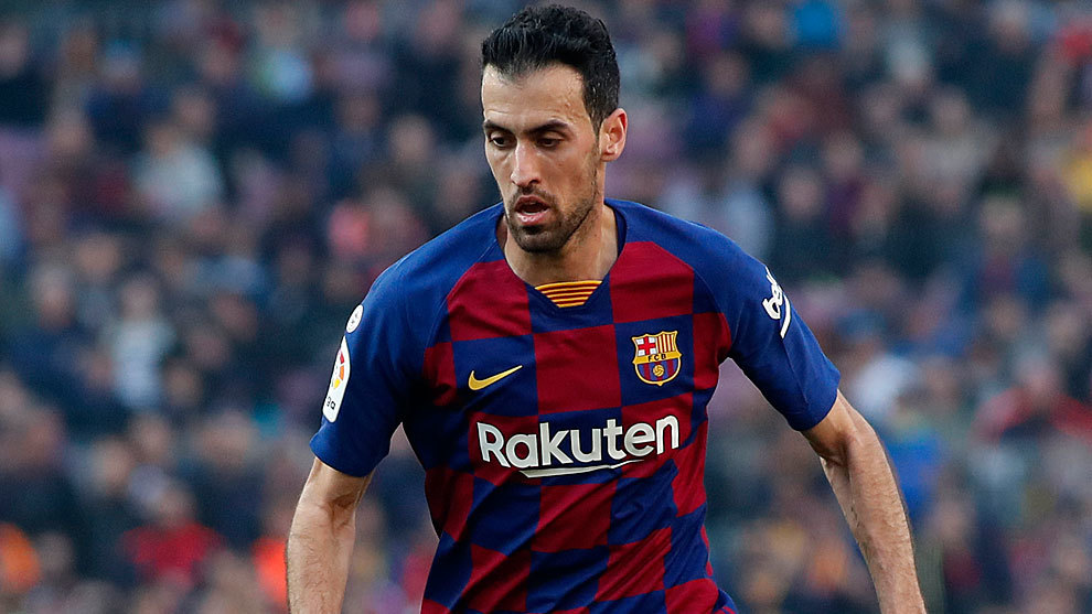 """Sergio Busquets """"could talk for five or six hours"""" about Barcelona"""