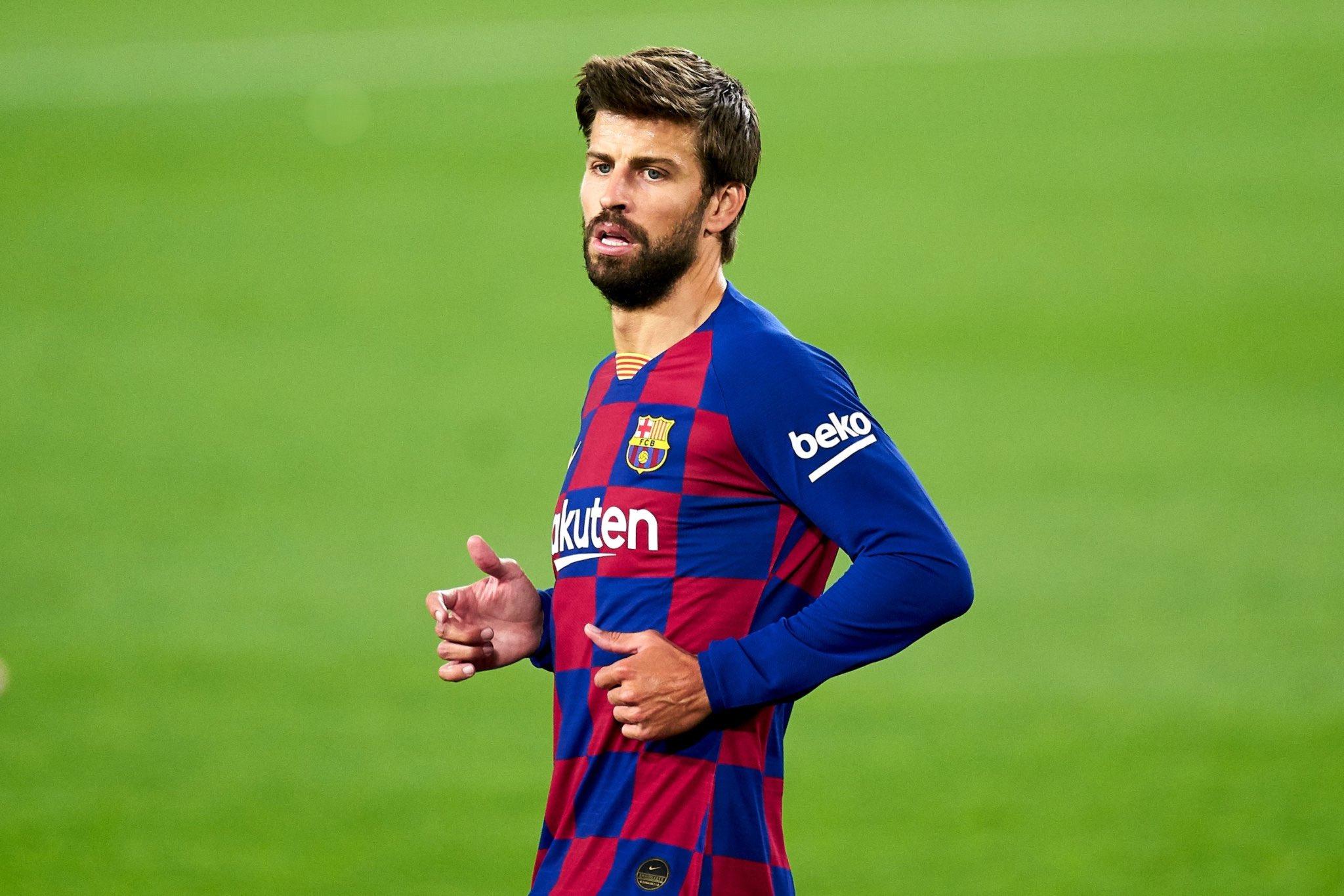 Ronald Koeman wants to keep Gerard Pique at Barcelona - Football ...