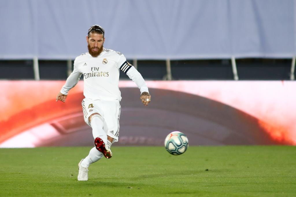 Dani Carvajal and Sergio Ramos suspended for Alaves tie
