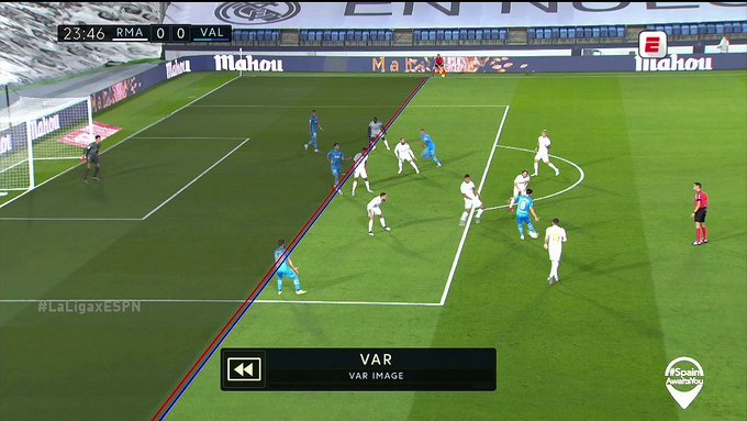 Real Madrid hit back on Barcelona VAR claims as rage and envy