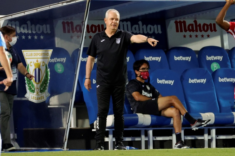 Boss Aguirre to leave Leganes, who want Asier Garitano return