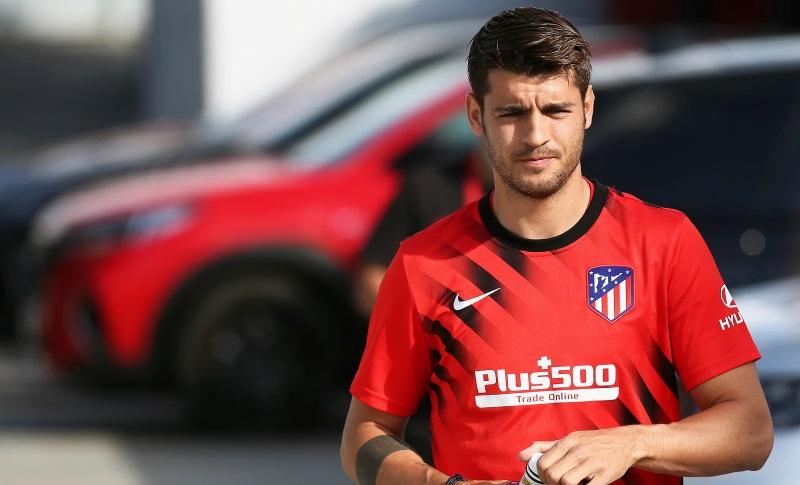 Atletico Madrid reject Juventus offer of €50m for striker Morata