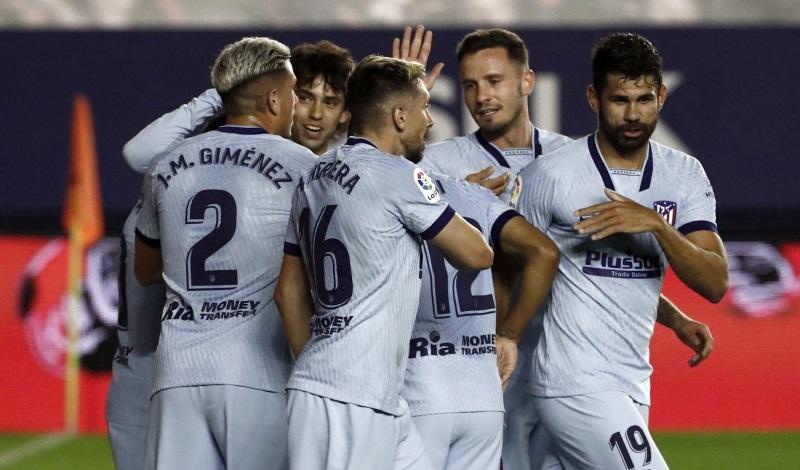 La Liga round-up: Five-star Atletico Madrid back into top four