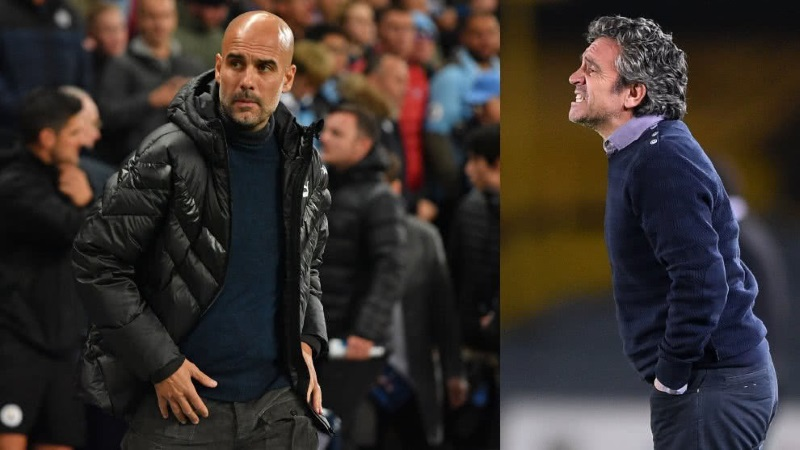 Juanma Lillo to become Pep Guardiola's number two at Manchester City