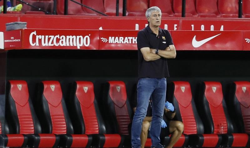 Barcelona boss Quique Setien relies on youth for Villarreal clash - Football Espana