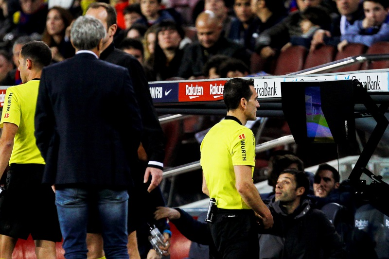 VAR controversy as Spanish clubs break ranks and openly criticise officiating decisions