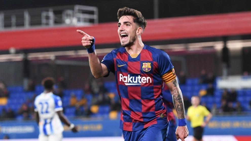 Barcelona to sell B team captain Monchu amid interest from La Liga trio