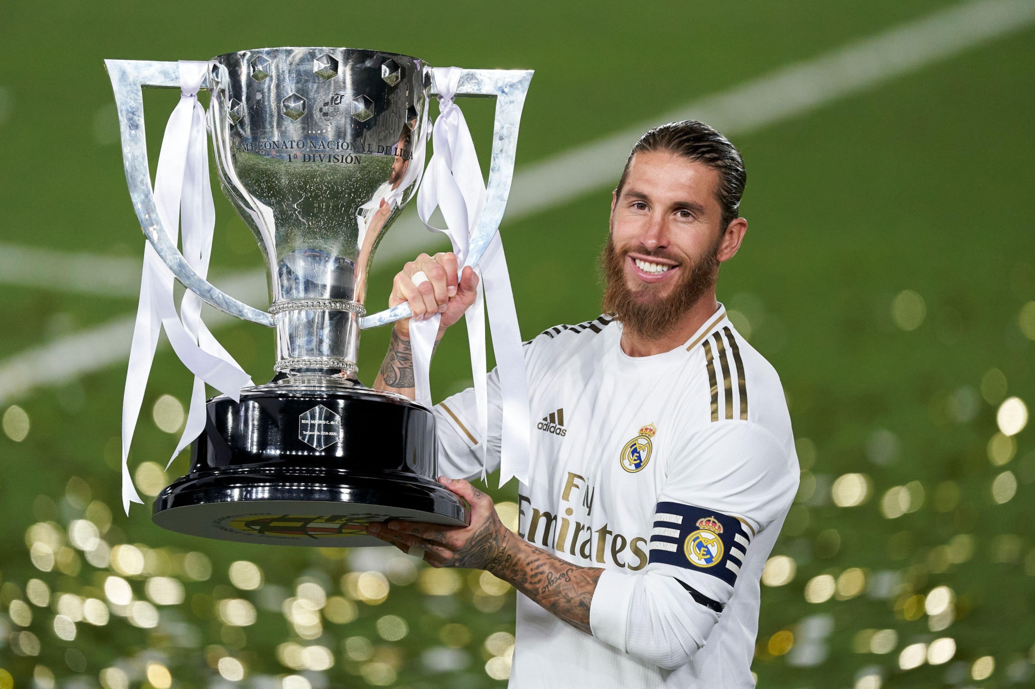 Florentino Perez Hints At Possible Sergio Ramos Exit From Real Madrid Football Espana