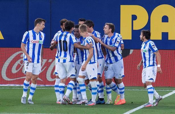 Real Sociedad boost European hopes with Villarreal win
