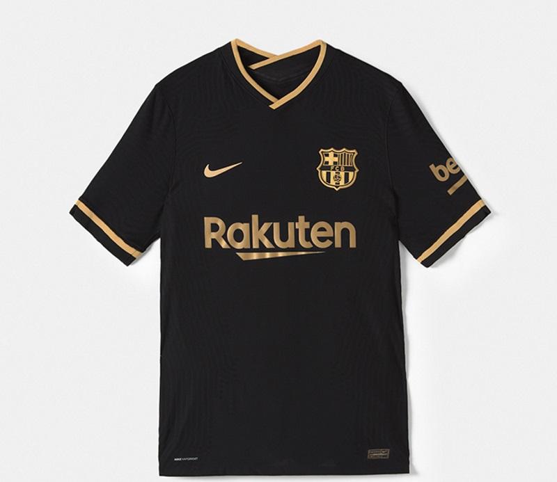 barcelona unveil away kit for 2020 21 season football espana barcelona unveil away kit for 2020 21
