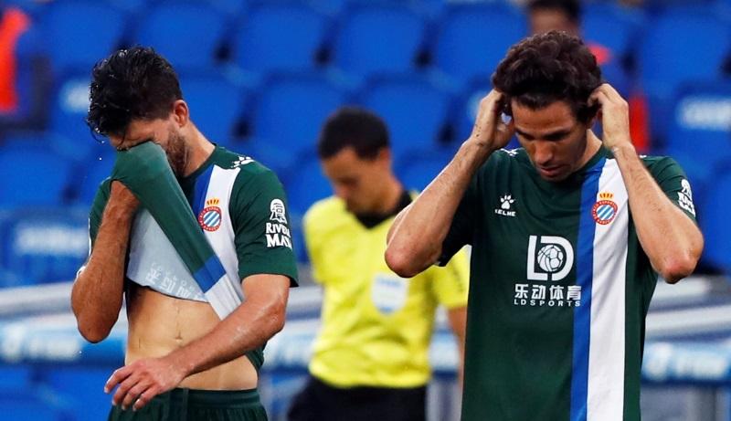 La Liga: Real Sociedad victory puts Espanyol on the brink