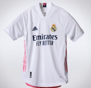 Real Madrid present new home and away shirts for 2020/21 season ...