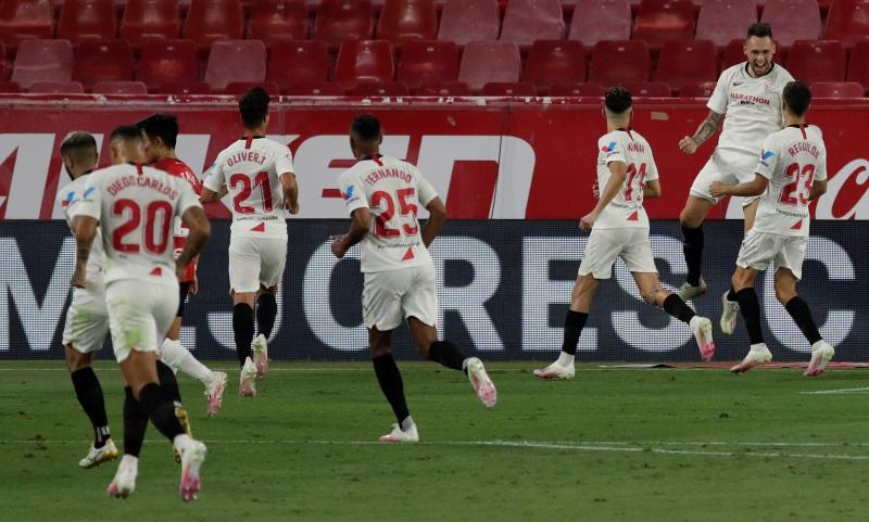 Julen Lopetegui deserves praise for guiding Sevilla back to Champions League